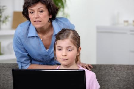 Los Abuelos y la tecnología