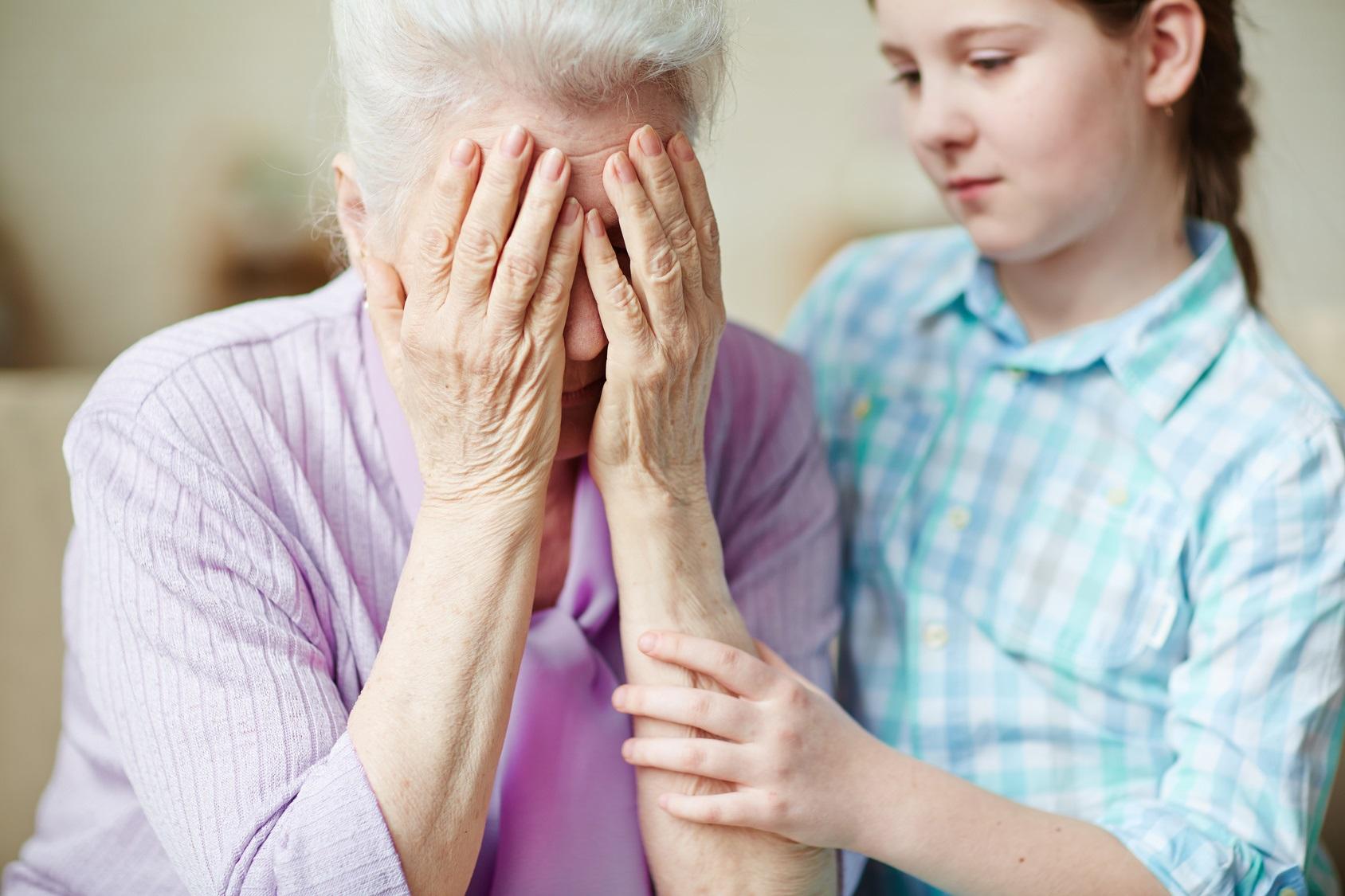 Sindrome de abuela esclava