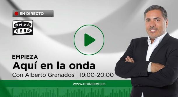 Entrevista Onda Cero 13.03