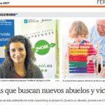 Entrevista en el Diario de Ferrol