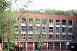 fachada de colegio