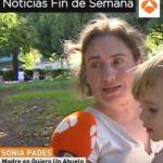 Quiero Un Abuelo en Informativos Antena 3