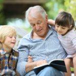 Relaciones entre abuelas y abuelos con nietos y nietas