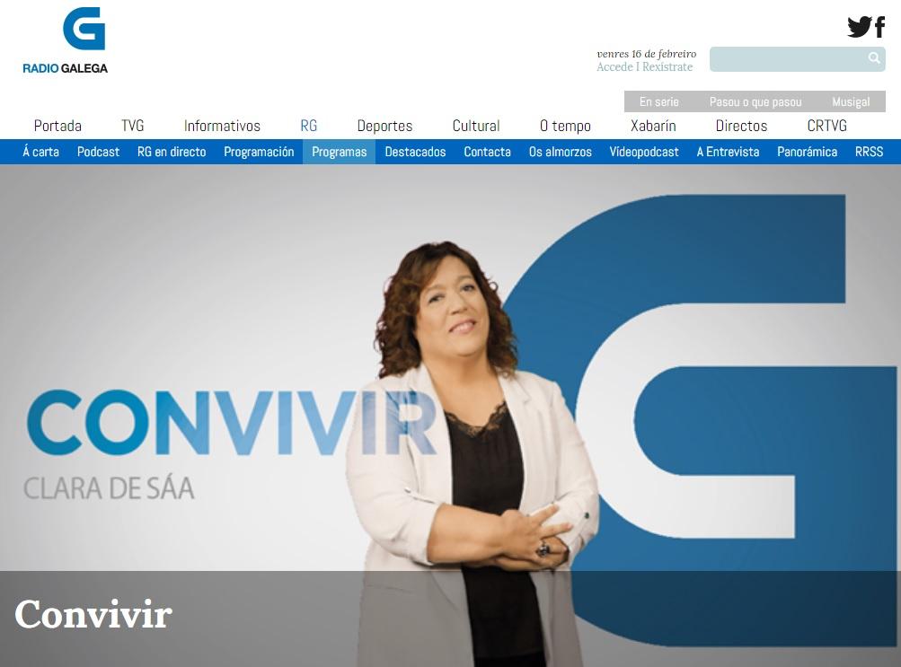 Convivir Radio Galega