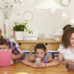 ¿Por qué es importante cenar con los niños?