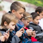 Prohibido llevar el móvil al colegio