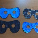 Máscaras sencillas