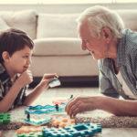 ¿Por qué es tan especial la relación con los abuelos?