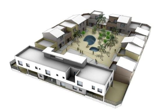 Imagen proyecto cohousing