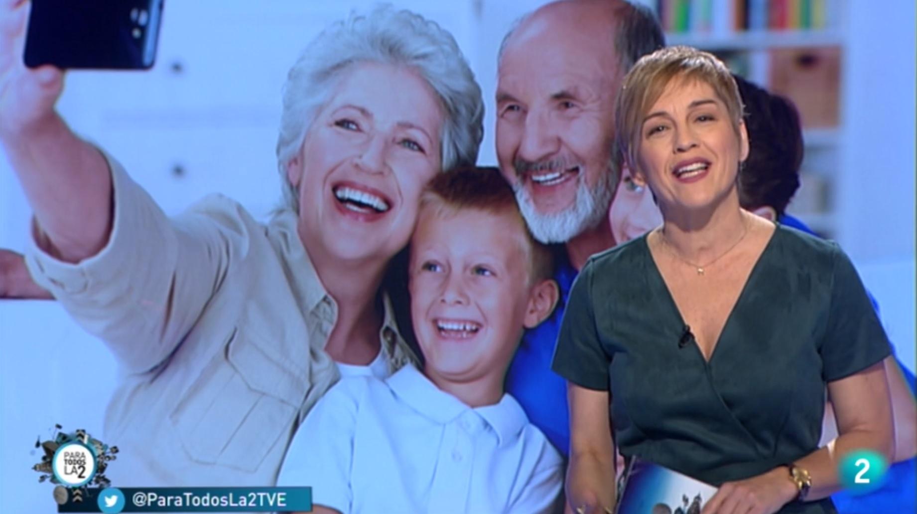 Quiero Un Abuelo en la 2 de TVE